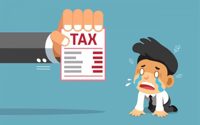ביטול מקדמות מס הכנסה